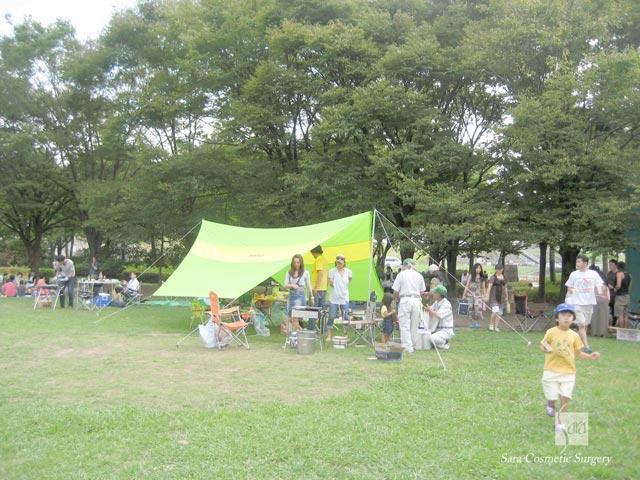 緑地 公園 庄内